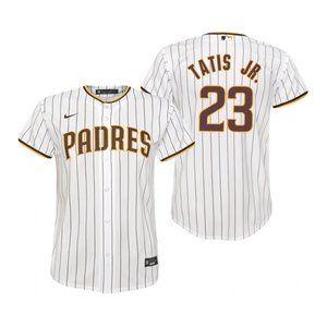 Youth Padres #23 Fernando Tatis Jr. Jersey